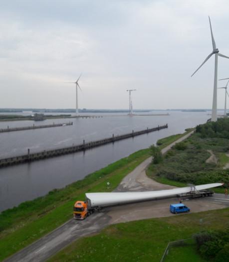 Wie wil graaien in de pot van 100.000 euro van windfonds Krammer?