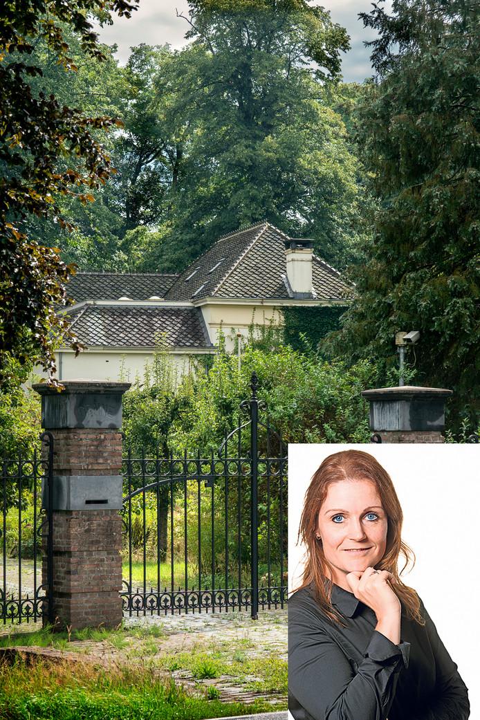 Over een maand of wat vinden we aan de Gestelseweg, op landgoed De Denneboom om precies te zijn, een natuurbegraafplaats en crematorium.