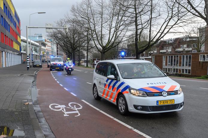 De agenten vertrokken vanuit Breda.
