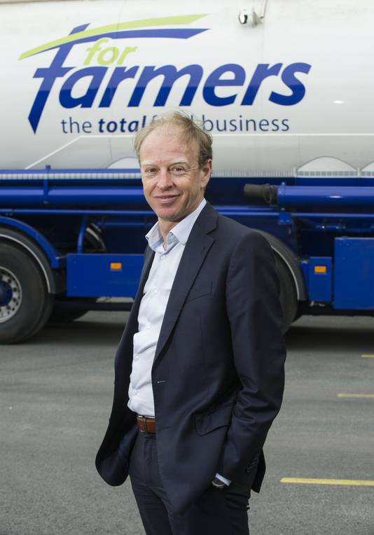 Yoram Knoop (CEO ForFarmers).