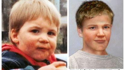 """Peuter Liam al 24 jaar vermist, maar nu gaat zijn DNA-profiel in databank: """"Zeg nooit 'nooit'"""""""
