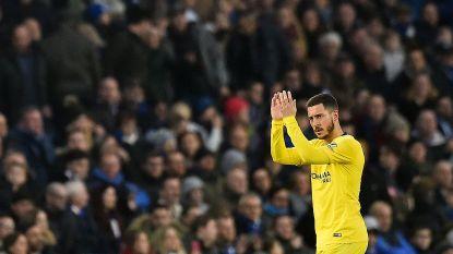 Dominant op het veld en in de stats: Eden Hazard bevestigt status van meest beslissende speler in de Premier League met goal en assist
