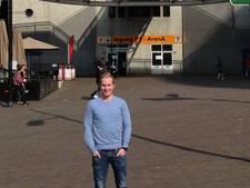 Michiel van den Broek van het 'kleine oranje' op weg naar het grote Oranje