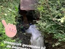 Bewoner illegale slaapplek bekend in Maasdijk: 'Deze man slaat alle hulp af'