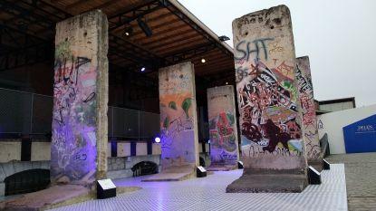 Altijd al een stukje Berlijnse Muur willen hebben? Of liever een Marssteen? Sla je slag op Brafa