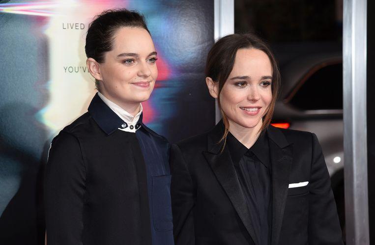 Emma Portner en Ellen Page