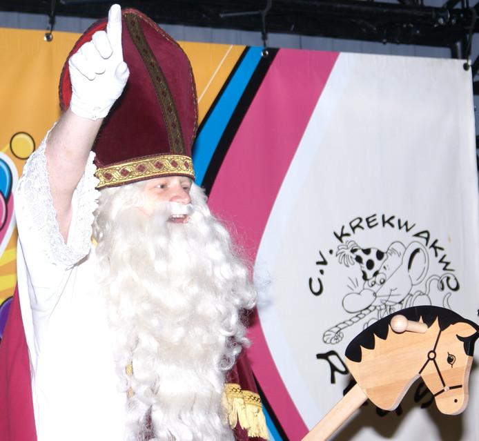 Niels Adriaans als Klaas de Hulpsint.