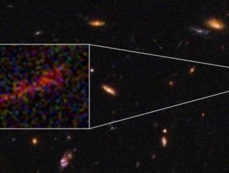 Hubble maakt unieke close-up van oeroud sterrenstelsel