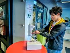 DevelsteinCollege klaar om leerlingen weer veilig te ontvangen: 'Afstand houden wordt lastig voor de leerlingen'