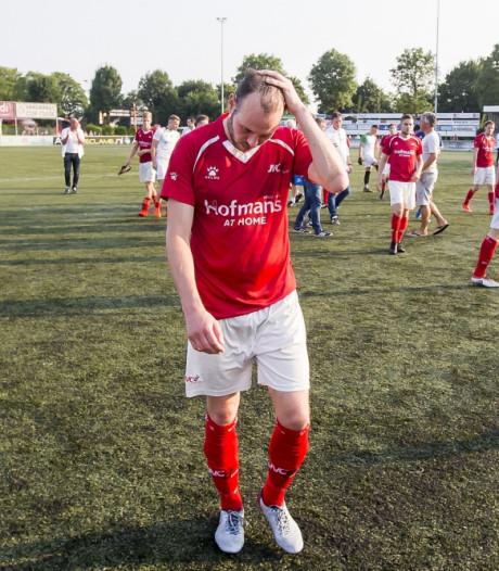 JVC blijft in derde divisie na nieuw verlies tegen Jong Almere City