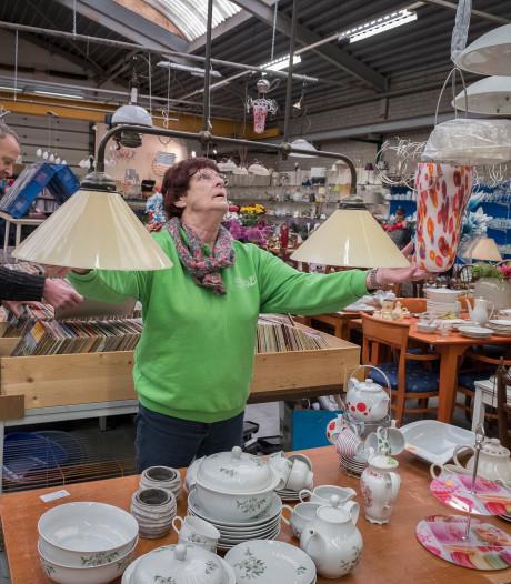 Kringloopwinkel Groesbeek steun en toeverlaat van de voedselbank