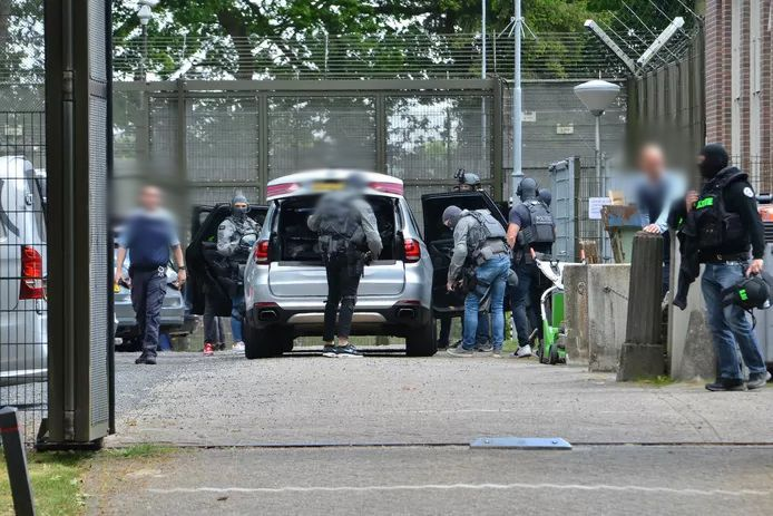 In mei dit jaar ontstond flinke oproer in de jeugdgevangenis Den Hey-Acker in Breda.