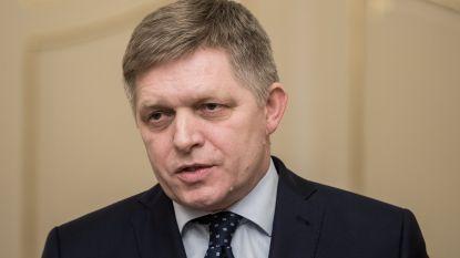 """Slovaakse premier ziet """"internationale samenzwering"""" tegen hem onder leiding van miljardair George Soros"""