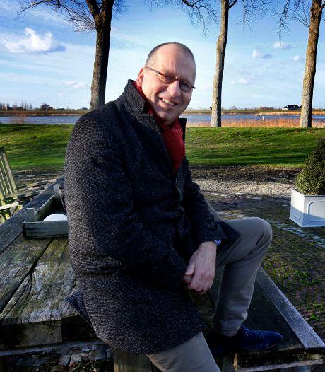 Burgemeester Theo Segers wil vooral benaderbaar zijn: 'Al vele honderden inwoners hebben mijn mobiele nummer'
