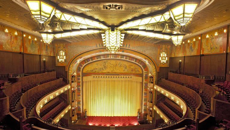 Bioscoop Tuchinski in Amsterdam. Beeld ANP XTRA
