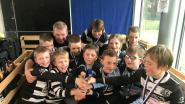 U10 Borsbeke winnen tornooi op AA Gent