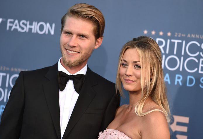 Kaley Cuoco en echtgenoot Karl Cook