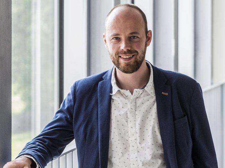 """""""Er is nog veel verbetering mogelijk op het vlak van hernieuwbare energie"""", zegt Stijn Verbeke, specialist energiezuinig bouwen bij EnergyVille/VITO en Universiteit Antwerpen."""
