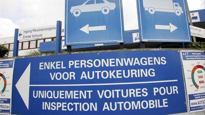 Onderzoek naar corruptie bij autokeuring Vorst en Anderlecht