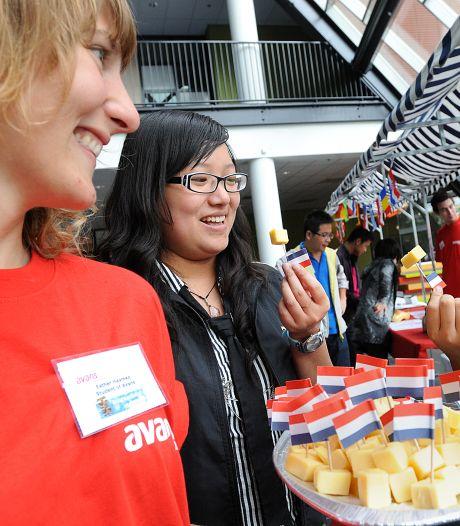 Interesse genoeg, toch minder internationale studenten verwacht in Breda. Waarom is dat?