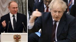 """Britse minister: """"Poetin misbruikt het WK Voetbal net zoals Hitler Olympische Spelen misbruikte"""""""