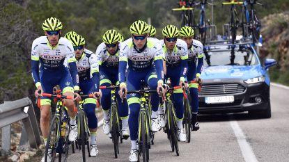 """Een dag mee in het wiel op trainingskamp bij Wanty-Gobert: """"Koersen, dat is de mooiste stiel die er is"""""""