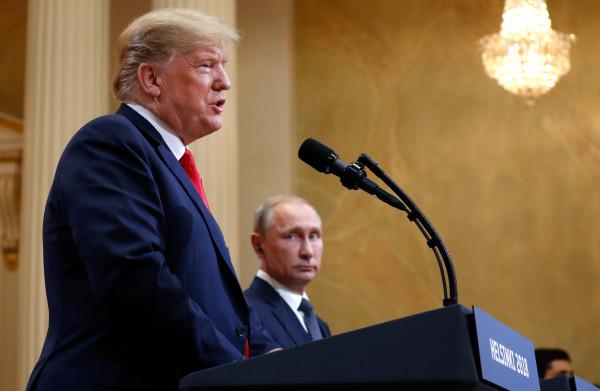 Er is maar één conclusie mogelijk: **Trump is een troefkaart van de Russische geheime dienst**