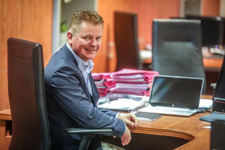 Burgemeester Anthony Dumarey (Open Vld) vervult een voortrekkersrol in het regionaal burgemeestersoverleg.
