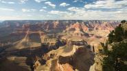 Het is zo heet aan de Grand Canyon dat je schoenen er van gaan smelten