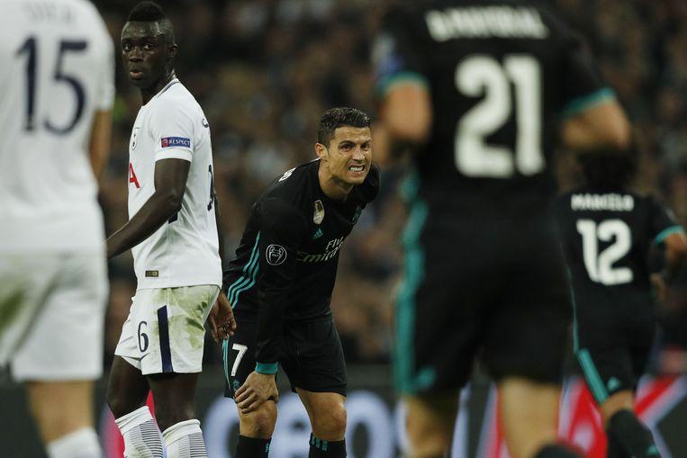 Cristiano grijpt naar zijn dij, maar veel van zijn ploegmaats waren dit seizoen al zwaarder gekwetst