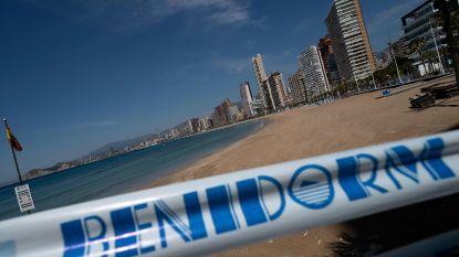 Toeristen pas vanaf 1 juli weer welkom in Spanje