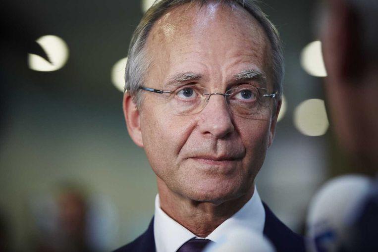 Minister van Economische Zaken Henk Kamp. Beeld anp