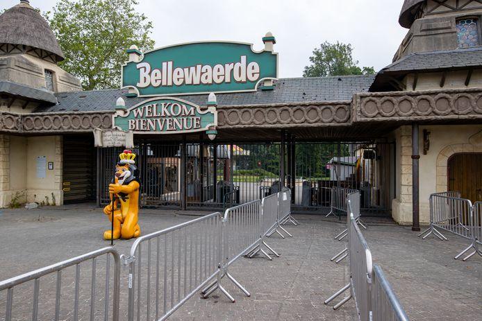 """Bellewaerde deed heel wat inspanningen om het park coronaproof te maken: """"Een maat voor niks."""""""