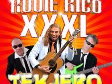 Boxtels trio Rooie Rico XXXL bezingt in Tekjero zomerliefde