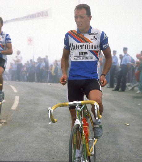 Mathieu Hermans, de winnaar die ook laatste werd
