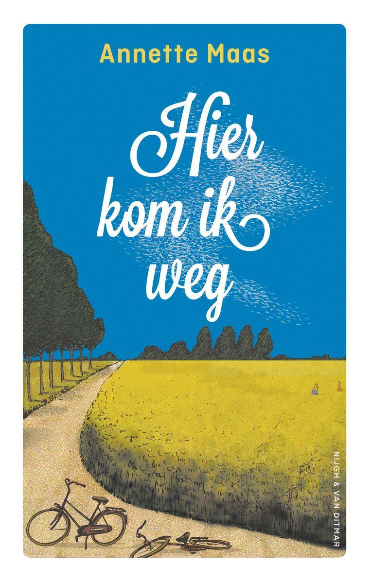 Annette Maas - Hier kom ik weg Beeld