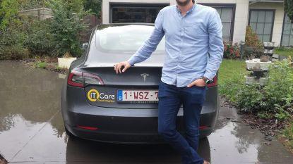 """Poperingse firma geeft medewerkers elektrische bedrijfswagen: """"CO2-uitstoot ligt vijftien keer lager"""""""