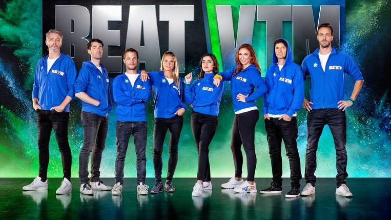 Het team BV's van 'Beat VTM'.