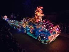 Carnaval feest van licht en kleur in Lemelerveld