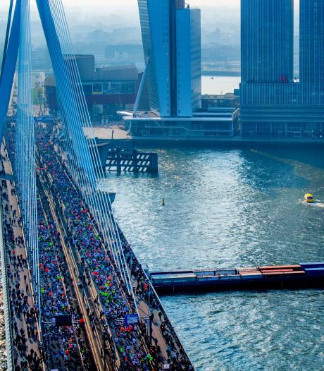 NN Marathon Rotterdam verplaatst naar 25 oktober