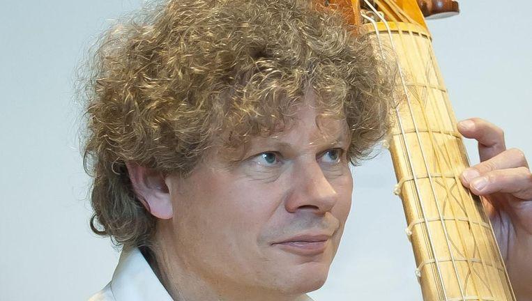 Ondernemer en muzikant Erik Beijer Beeld