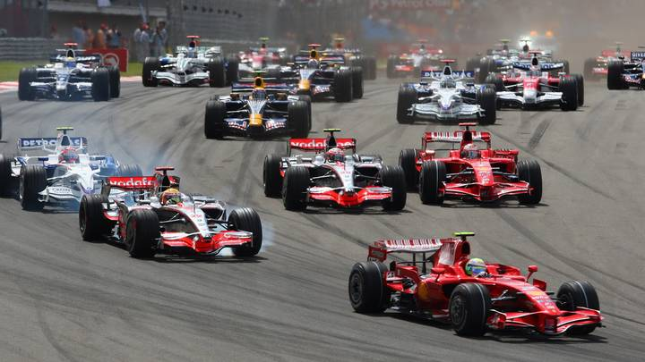 Formule 1: GP van Bahrein