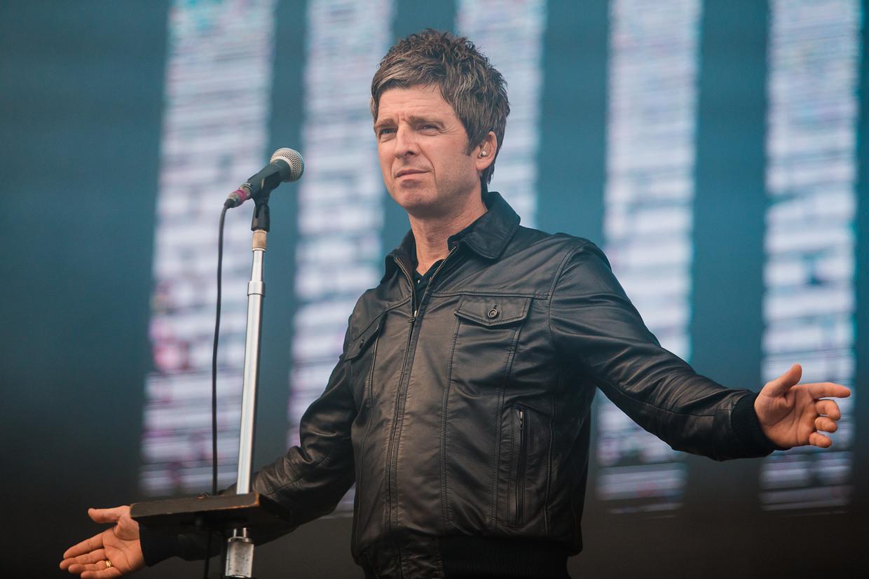 Noel Gallagher Beeld Getty Images