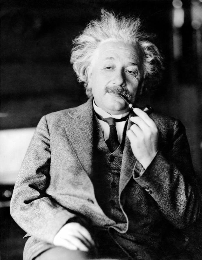 Albert Einstein had kende vlekkeloze schooljaren, maar werd wel succesvol met zijn algemene relativiteitstheorie.