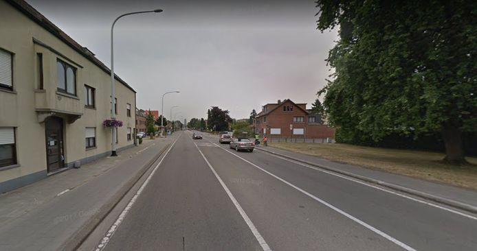 Antwerpsesteenweg in Mechelen.