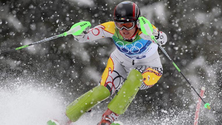 Karen Persyn knokte zich in de Italiaanse sneeuw naar een twaalfde stek.