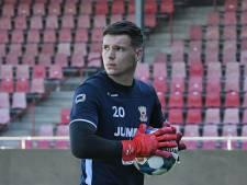 Goalie Gorter leert mentale levensles na verbanning en is blij met herkansing bij GA Eagles: 'Ik heb een temperamentvol randje'