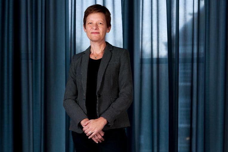Tanja Ineke, vertrekkend voorzitter van het COC. Beeld Martijn Gijsbertsen