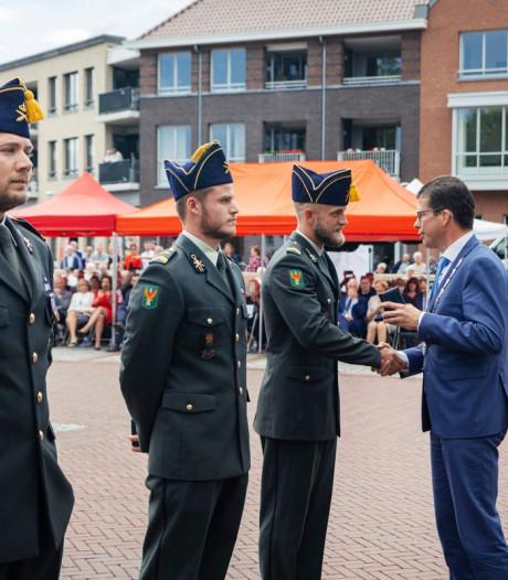 Militair uit Borculo ontvangt penning voor heldendaad