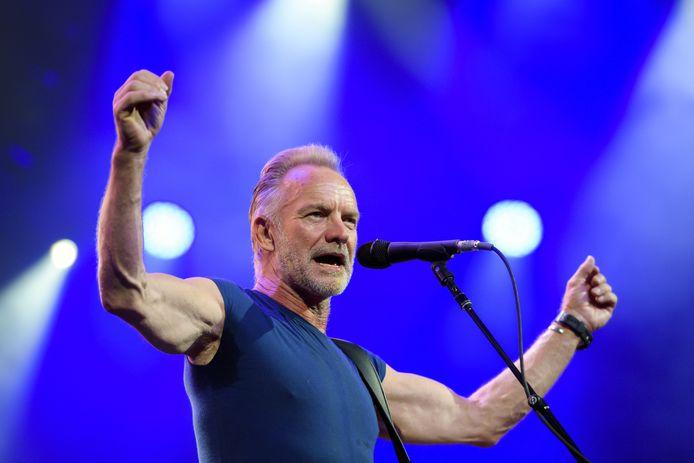 Sting heeft wegens gezondheidsredenen opnieuw drie optredens afgelast.